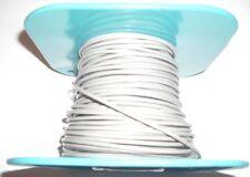 Belden Machine Tool Wire #22 Gauge Electrical Gray w Blue Roll 2lb 4.2oz