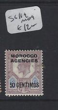 MOROCCO AGENCIES  (P1305B) KE  50C      SG 119   MOG
