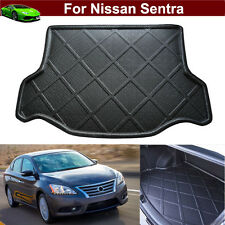 Car Cargo Liner Mat Trunk Liner Tray Floor Mat For Nissan Sentra 2013-2018 2019