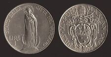 VATICANO 1 LIRA 1936 - PIO XI - SPL++