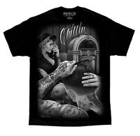 Chillin Barber Shop Fresh Cut David Gonzales DGA T Shirt