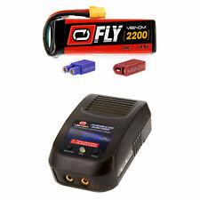 Venom Fly 30C 4S 2200mAh 14.8V LiPo Battery and Sport Charger Combo