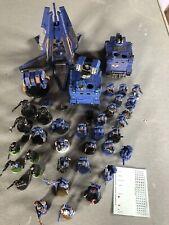 Warhammer 40k Space Marines Ultramarines Part Painted Army Games Workshop Models