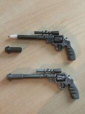 1 stylo bille mitraillette fusil arme militaire humour cadeau NEUF