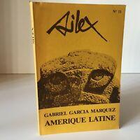 Revista Pedernal N º 11 Gabriel Garcia Marquez América Latina 1982