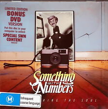 Something With Numbers, Engineering The Soul, (CD+DVD Set)  EMI Aust,  **NEW**