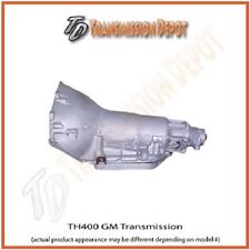 Turbo 400 Chevy Transmission Stock Replacement  Short  Tail 6""