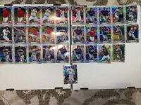 33x Lot 2020 Bowman Chrome Mojo Mega Box Atomic Ryan Mountcastle Dylan Carlson