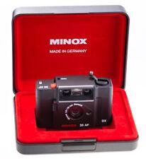 Minox 35 AF DX mit Minoxar 32 mm f 3,5 Point and Shot Camera / Top Zustand (596)