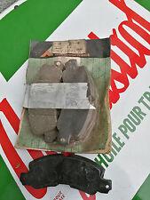 DESTOCKAGE! plaquette de frein AVANT RENAULT 30 R30 TRAFIC 1 OPEL ARENA
