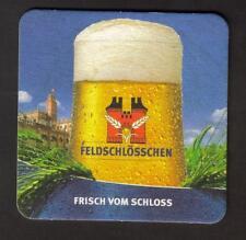 BD - Bierdeckel -Coaster , Schweiz , Brauerei Rheinfelden , Feldschlösschen
