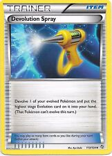Devolution Spray 113/124 B&W Dragons Exalted Pokemon TRAINER Card  EXCELLENT