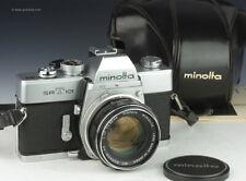 Minolta srt-101 + Minolta MC 1.7/55mm