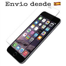 Protector Pantalla Cristal Templado iPhone 6/6s/7/8 - 9h - 100% Transparente