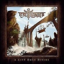 Terra Atlantica - A City Once Divine CD wie neu Power Metal