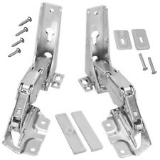 DE DIETRICH 2564 Integrated Hinge Pair Left Right Top Lower Hinges 3362 3363 5.0