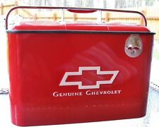 Chevy Cooler Genuine Chevrolet 1955 1956 1957 1958 RED