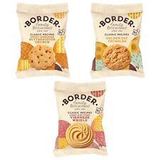 Border Biscuits Luxury Mini Packs 3 Varieties 100 Pack (200 Biscuits)