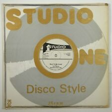 "Flames/Jackie Mittoo ""Born To Be Loved/Gold Streak"" Reggae 12"" Studio One mp3"