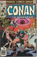 Conan the Barbarian #79 | October 1977 | Marvel Comics