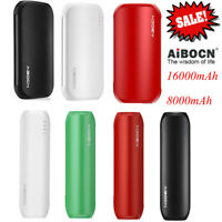 Portable 16000mAh Power Bank Backup External USB Battery Charger for Cell Phone