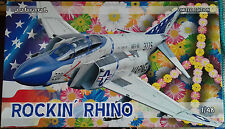 EDUARD 1/48 F-4J PHANTOM II «ROCKIN' RHINO»  #1143
