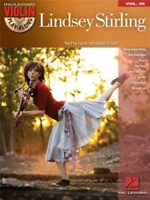 Violin Play-Along Lindsey Stirling Learn to Play Songs POP Hits Tunes MUSIC BOOK