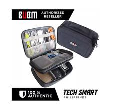 Original BUBM Electronic Organizer, Double Layer Travel Gadget Storage Bag