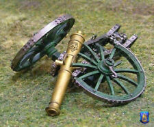 Collectors Showcase CS00390 French Napoleonics Guard Cannon Destroyed  Empire