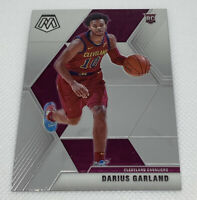 2019-20 Panini Mosaic Darius Garland RC Base Cavaliers Rookie Card #249