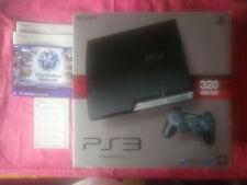 Playstation 3 320GB + 2 Controller, gebraucht
