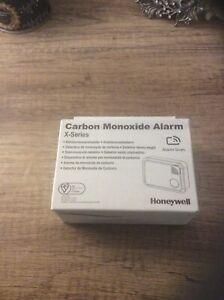 Honeywell XC100 Carbon Monoxide Detector - Brand New - 10 Year Battery Life
