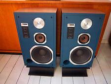 JBL 4313b Blue baffle Studio Monitor, consecutive pair, le10h, le5, 066