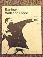 Wall and Piece by BANKSY (Hardback, 2005) RARE FIRST EDITION