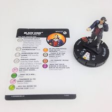 Heroclix 2018 Convention Exclusive Black King #MP18-102 figure w/card!