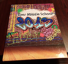 2012 - 2013  Eyer McCungie Pa. MIddle School Year Book
