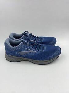 Brooks Mens Revel 3 Blue/grey Running Shoes Size 11 M , 673