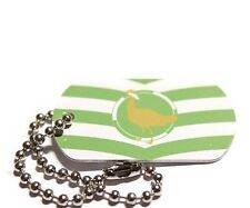 Wiltshire County Flag Tag - Trackable For Geocaching (Travel Bug Geocoin)