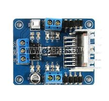 L298N 2-Channel 2A MOTOR DRIVER (NEW, SHIP FROM USA)