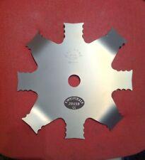 Lama disco NEW MACINONE light decespugliatore diametro 24,6Mm leggero acciaio