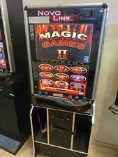 Novoline Magic Games 2 Spielautomat mit 20 Spiele