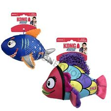 KONG Reefz Dog Toy Assorted  Small & Large   Free Shipping
