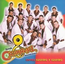 FREE US SHIP. on ANY 2 CDs! NEW CD Banda Sinaloense Carnaval: Entre Suspiro Y Su