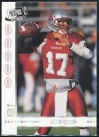 2003 Press Pass JE Tin Football Card #CT10 Jason Gesser