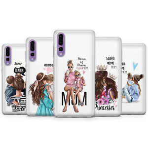 SUPER MOM MOTHER MAMA MUM GIRL Princess FAMILY phone Cases covers Xiaomi Mi 11