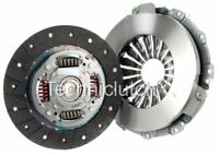 NATIONWIDE 2 PART CLUTCH KIT FOR RENAULT SCENIC MPV 1.5 DCI