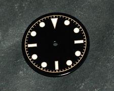 Bond Milsub Watch Gilt Dial for DG 2813 Miyota 8200  Movement White Lume