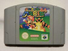 Nintendo 64 - Super Mario 64 - NUS - EUR 1 - Game Pak - 1996/97 (A108)
