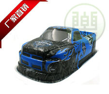 RC Racing Custom Painted Car Body Shell 1/10 scale On-Road Drift Car body 93