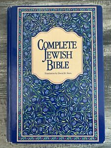 Complete Jewish Bible : An English Version of the Tanakh [Old Testament] and B'R